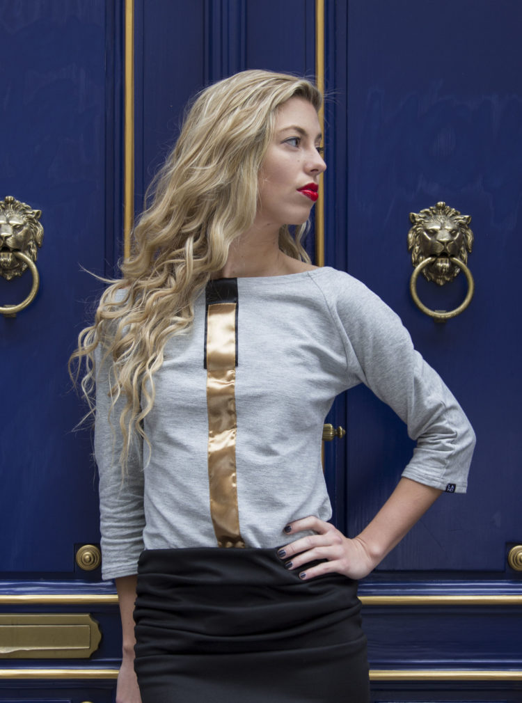Judith Gold cotton shirt
