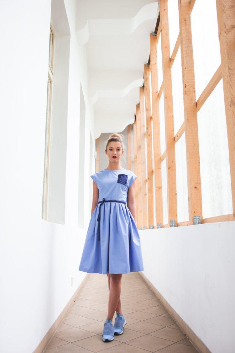 dress Platinum Blue